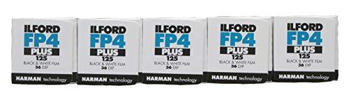 ILford FP4+ - Película fotográfica (35 mm, 36 fotos por ro