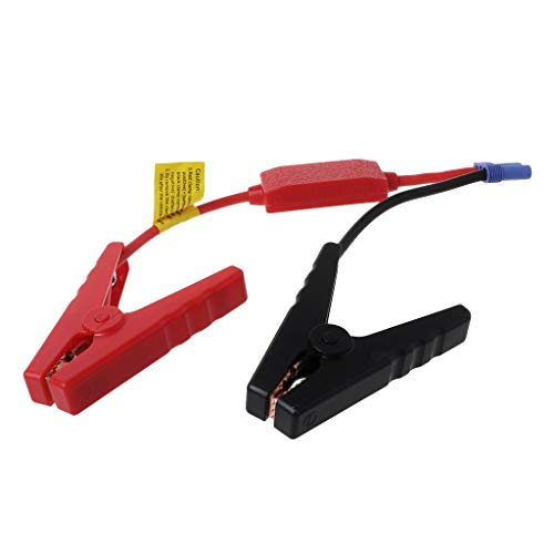 Sale!! Emergency Lead Cable Battery Alligator Clamps Clip For Car Auto Truck Jump Starter Damom