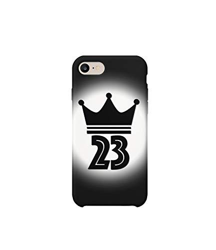 Jugador de baloncesto 23 King 03_MRZ0151 Funda protectora de plástico duro para teléfono móvil Funda divertida para Huawei P9 Lite
