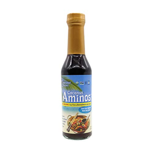 Coconut Secret, The Original Coconut Aminos, sojafreie Würzsauce, 237 ml