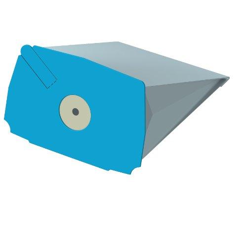 20 Staubsaugerbeutel blau inkl. 10 Duftis Qualität geeignet für Lux, Electrolux D748,D768, D770, D795 Royal von Staubbeutel-Profi®
