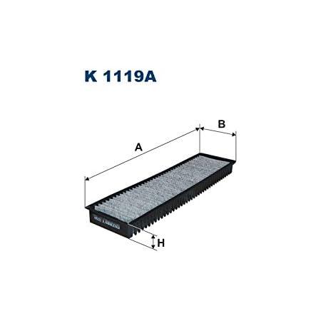 Filtron K1169a Filter Innenraumluft Auto