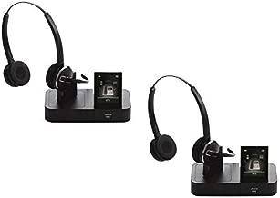 FidgetKute 9465-69-804-105 PRO9465 Duo Wireless Headsets Qty 2 Show One Size