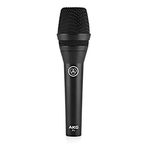 Price comparison product image AKG P5i Handheld Super Cardioid Dynamic Vocal Microphone