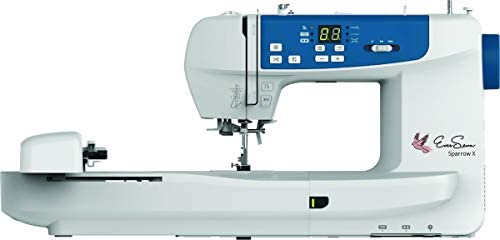 EverSewn Sparrow X Next Generation Sewing and Embroidery Machine Customize Designs and Monitor product image