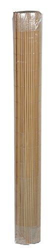 Floraworld 011204 Sichtschutz Comfort, Bambus-Optik, 300 x 1 x 150 cm