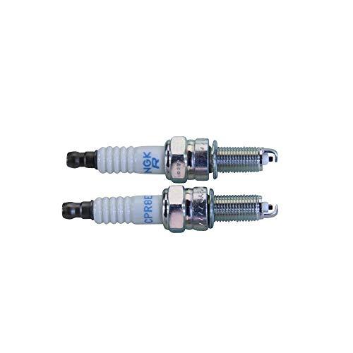 NGK CPR8E / 7411 NGK - Bujía (2 unidades)