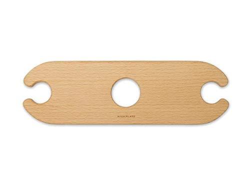 Kikkerland - One Hand Server - Soporte de madera para copas de...