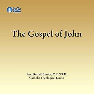 The Gospel of John audiobook cover art