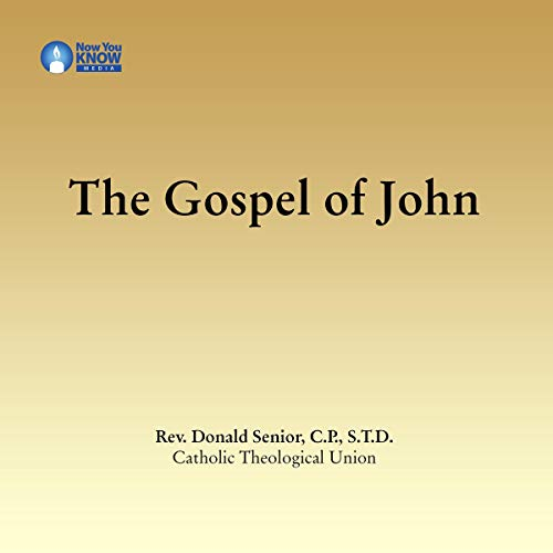 The Gospel of John audiobook cover art