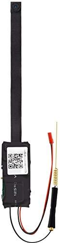 MONDODETECTIVE MICROCAMERA SPYCAM WiFi P2P Professionale Telecamera Nascosta OCCULTATA Full HD 1920X1080P Spy Spia Camera
