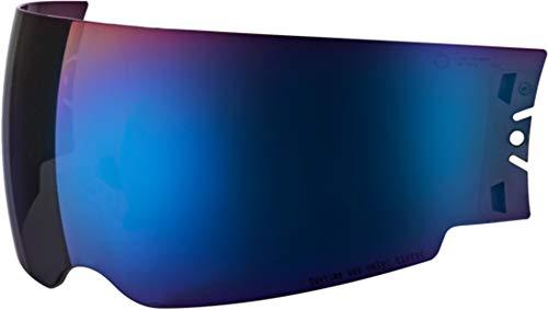 Schuberth C4 Pro Carbon / C4 Pro / C4 Pro Women / C4 Basic / C4 / C3 / S2 / E1 Sonnenvisier Iridium Blau XL-XXXL