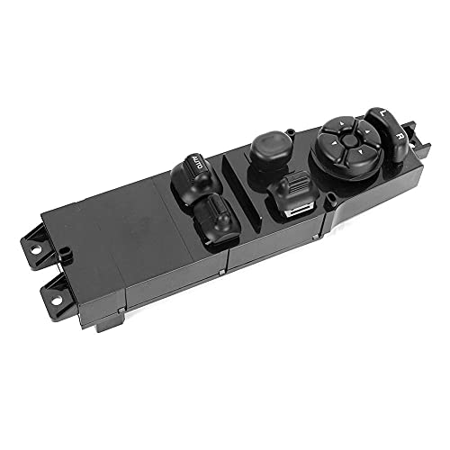 XQXSTORE Reemplazo del Interruptor de la Ventana Principal del Coche 56009450AC, para Jeep Cherokee 1997-2000