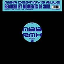 Destiny's rule(Moments Of Soul Remix) [12 inch Analog]