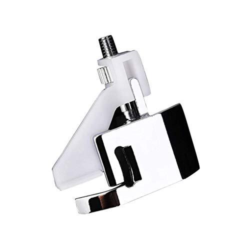Diamoen 2pcs del hogar máquina de Coser de Puntada Invisible Hem Pie No Expuestos reemplazo de Herramientas prensatelas de Puntada