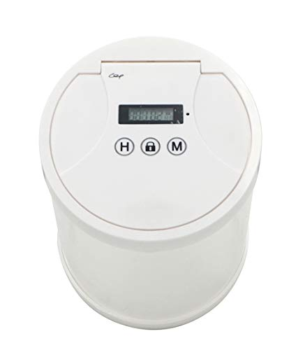 Caja de bloqueo programada multiusos Contenedor de almacenamiento de cocina para prevenir y controlar la adicción del teléfono móvil,