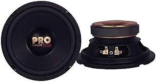 "$30 » Pyramid W64 6.5"" 400W Car Audio Midrange/Mid Bass Poly Woofers Speakers"