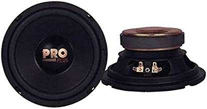 "$29 » Pyramid W64 6.5"" 400W Car Audio Midrange/Mid Bass Poly Woofers Speakers"