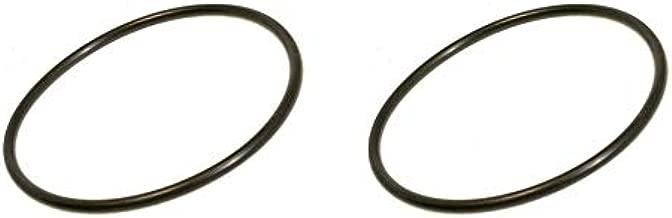 Pentair 2 R172009 Cap O-Ring Replacements Rainbow 300/320 Pool Chlorinator Lid