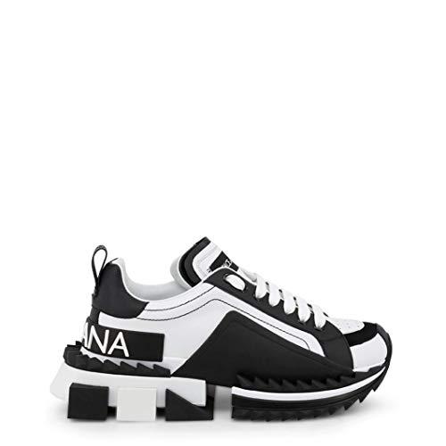 Dolce&Gabbana Scarpe Basse Sneakers Uomo Bianco (CS1595_AH677)