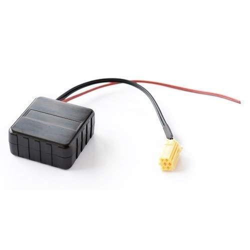 CLJ-LJ Módulo sin Hilos del Coche de Bluetooth AUX Audio Cable Adaptador for Fiat/Alfa Romeo/Lancia/Mercedes Benz Smart451 AUX Buchse Stecker Duradero
