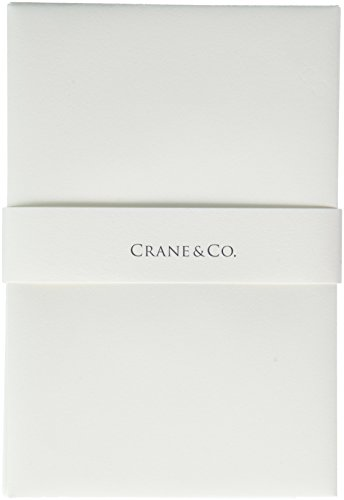 Crane & Co. Pearl White Kid Finish Kent Envelope (AE3111A)