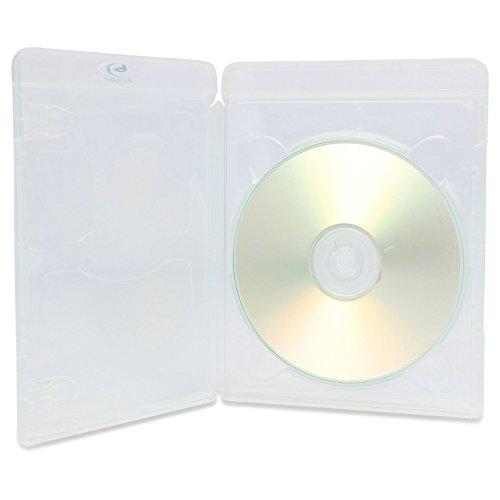 Amaray Vortex Eco-Lite Étui pour Blu-ray 3D Transparent