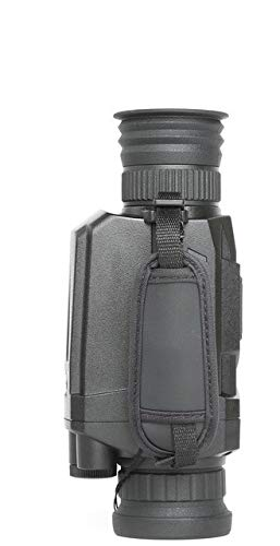 NV0535 Nachtsicht 5X Infrarot Digitalkamera Vedio 200m Reichweite Monokular Zielfernrohr für Jagd taktische Infrarot-Nachtsicht (schwarz)
