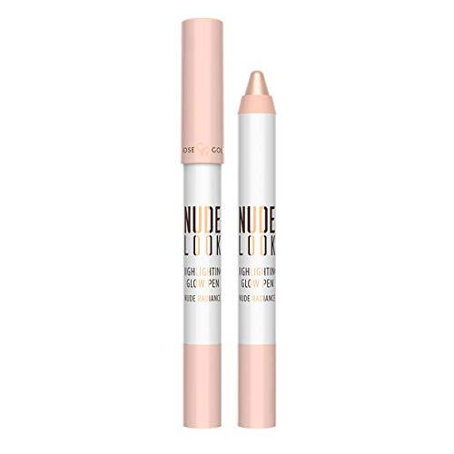 Golden Rose Nude Look Highlighting Glow Pen Nude Radiance