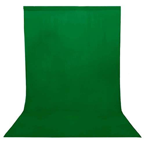 Fundo Infinito em Tecido Oxford Verde Chroma Key 1,5 metros x 2 metros