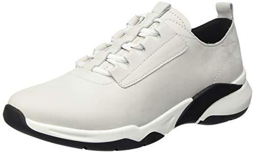 camel active Damen Starlight Sneaker, Weiß (White 02), 40 EU