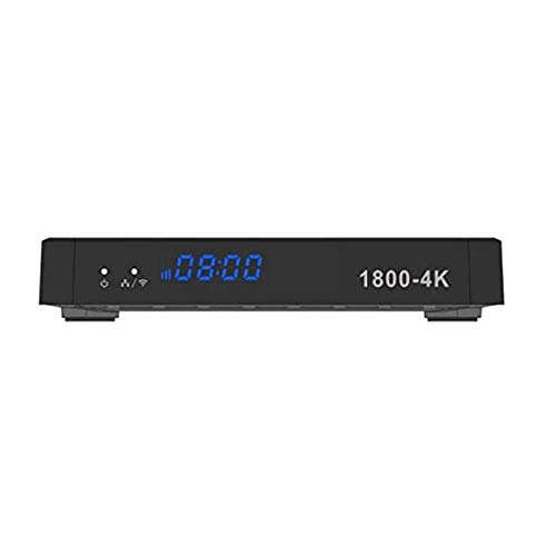 DECODIFICADOR Iris 1800 4K Pro Version Mejorada Android del 9800 HD/ 9850 HD