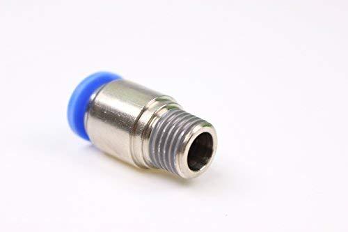 Pulsar Quick Touch para conectar el conector 3/8