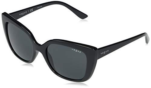 Vogue VO 5337S - Gafas de sol para mujer, color negro y gris