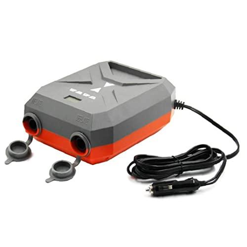 Pompa elettrica pompa gonfiabile pompa gonfiabile pompa campeggio, pompa materasso ad aria portatile per piscina, barche, airbeds, palla, paddle board, max