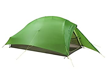 VAUDE Outdoor Tente Mixte Adulte, Cress Green, Taille Unique