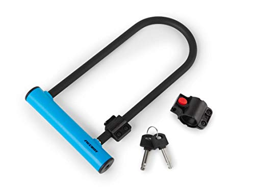 Accent U-Lock Schackle Candados para Equipaje, Unisex Adulto