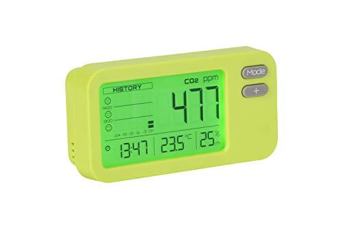 TFA Dostmann 31.5009 AIRCO2NTROL Coach CO2 Monitor CO2 Melder (grün)