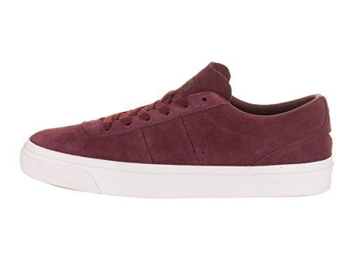 Converse Unisex Adults Skate ONE Star CC PRO OX Suede Fitness Shoes, Red (DEEP Bordeaux/DEEP Bordeaux 625), 8.5 UK