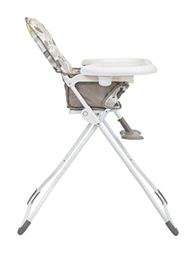 Graco Snack N' Stow Compact Highchair, Lightweight with Freestanding Fold, Fruitella