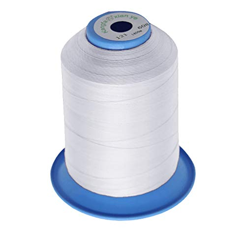 Chezaa All Purpose Sewing Threads 415 Yards Polyester Yard Spools Kits Colors for Brother for Singer for Janome Machine, Overlock Merrow & Hand Embroidery