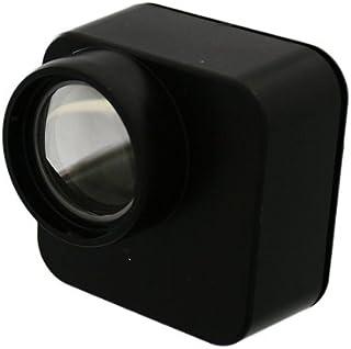 アイテック ドアワイドスコープ ブラック KWS-2