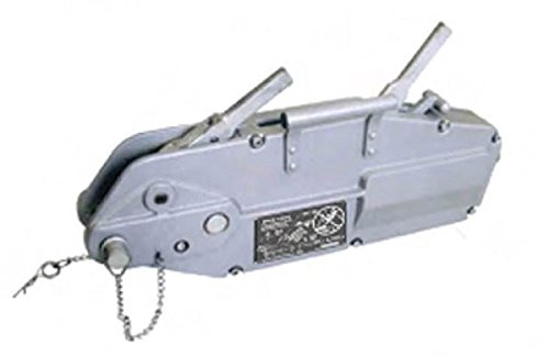 All Material Handling WD10 Walk-e-Dog Grip Hoist, 8000 lb