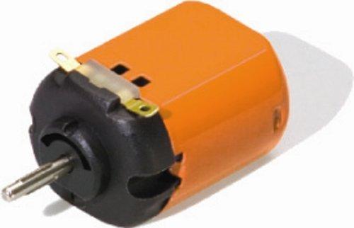 Superslot C8422. Motor tipo S para coches Slot. 25000 RPM. Orange