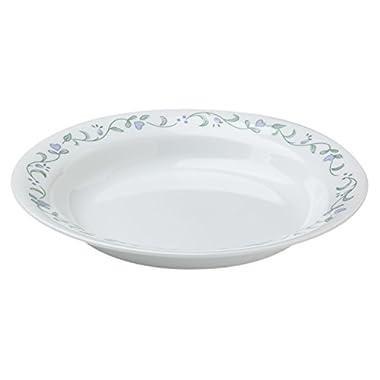 Corelle Livingware Country Cottage 15-Oz Rimmed Soup/Salad Bowl (Set of 12) by Corelle Coordinates