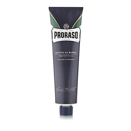 Proraso Tube de Crème de Rasage Hydratante et Protectrice...