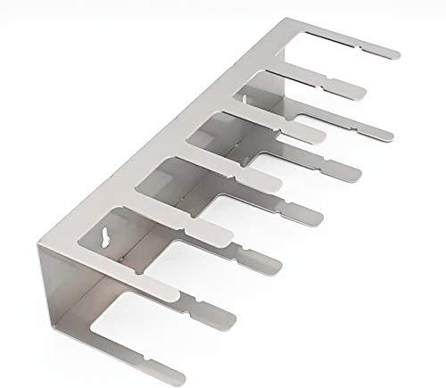 Gewürzregal Gewürzhalter T10 für Gewürzriesen Gewürzzwerge mit Einschubfixierung