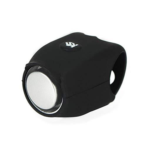 Ausomely Fahrradklingel Laut Fahrrad Elektrisches Horn Glocke 120 dB Fahrradglocken Laut Klingel Unsichtbar Fahrradhorn Zubehör für Mountainbike Radfahren und Rennräder