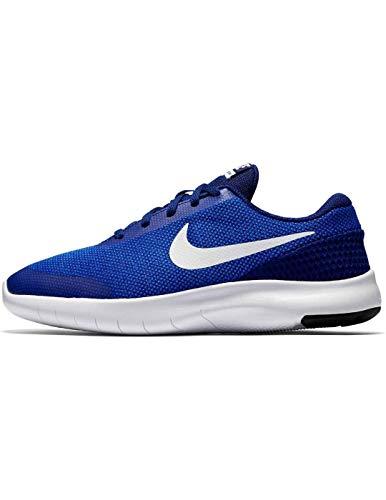 Nike Flex Experience RN 7 (GS), Zapatillas de Running Hombre, Multicolor (Hyper Royal/White-De 400), 37.5 EU