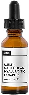 NIOD Multi-Molecular Hyaluronic Complex MMHC2, combines